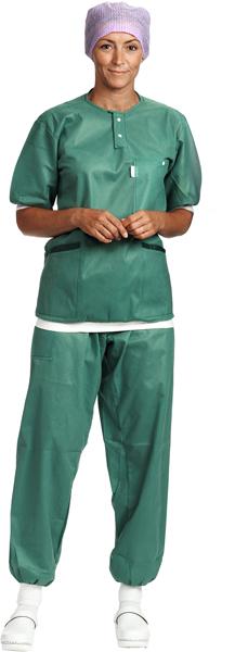 Bekledning avd Extra Comfort bukse mansjett L