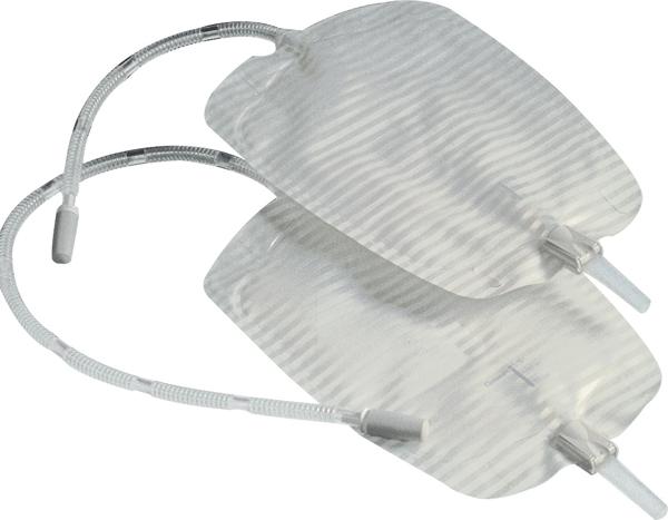 Urinpose Conveen Security+ benpose 0,5l sl 30cm