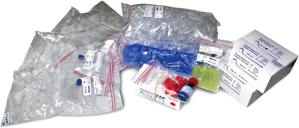 Simple Simon INR komplett kit m/Mixxocap 20pk