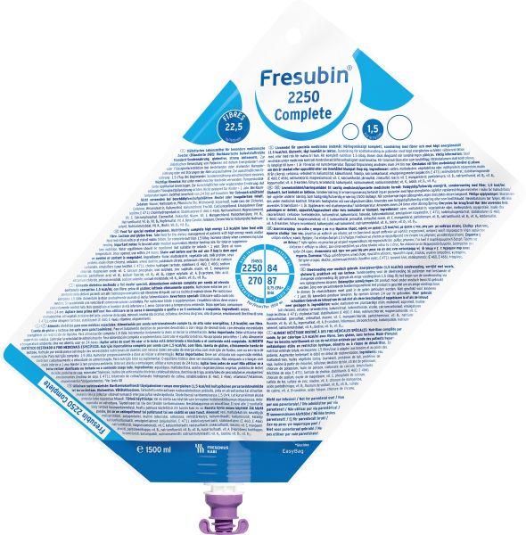Sondemat Fresubin 2250 Complete 1500ml