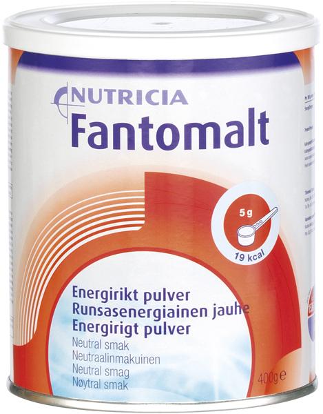 Tilskudd Fantomalt 400 g