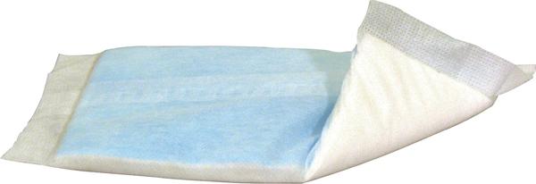Bandasje absorberende Klinion 10x10cm usteril