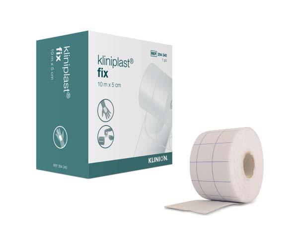 Tape fiksering Kliniplast Fix nw 5cmx10m