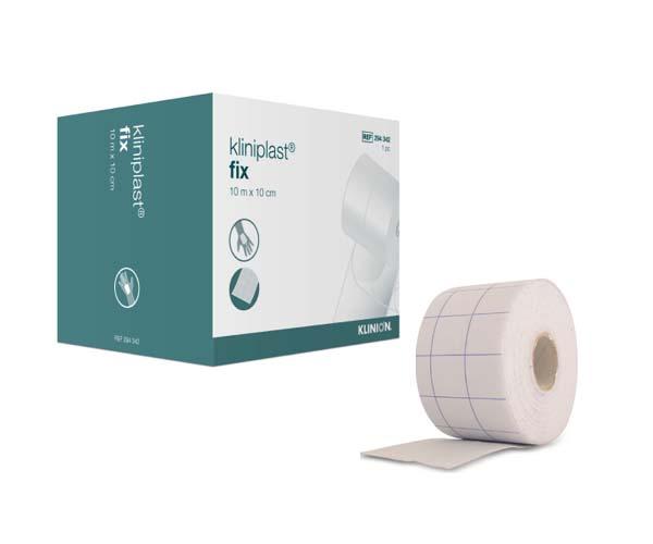 Tape fiksering Kliniplast Fix nw 10cmx10m