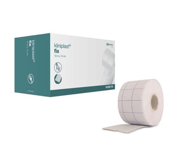 Tape fiksering Kliniplast Fix nw 15cmx10m