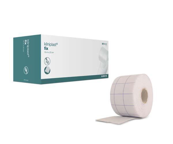 Tape fiksering Kliniplast Fix nw 20cmx10m