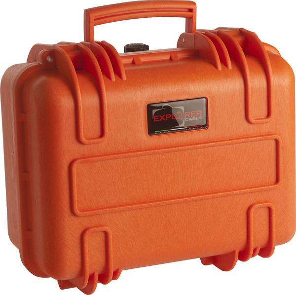 Koffert Explorer hjertestarter 36x30,4x19,4cm