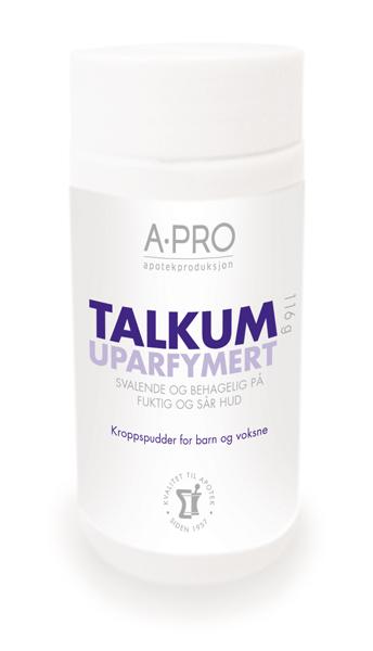 Talkum Apro 116g