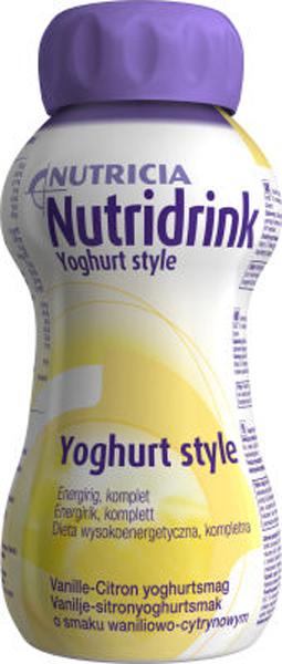 Drikk Nutridrink Yoghurt style vani-sitr 200ml