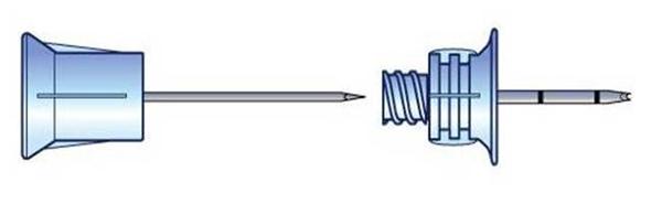 Nål Intraossøs  EZ-IO 25mm voksen til batteridrill