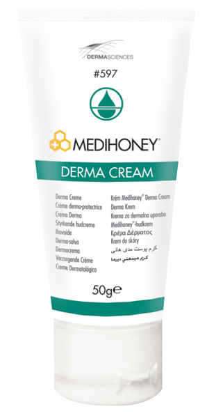 Krem honning Derma Medihoney 50g