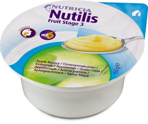 Tilskudd Nutilis Fruit eple 150gr