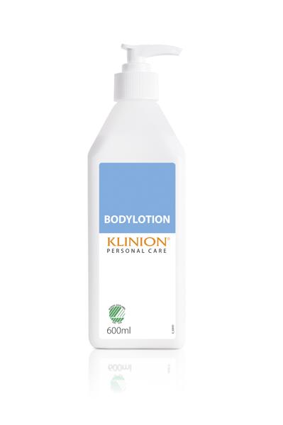 Hudlotion Klinion m/pumpe 16% 600ml
