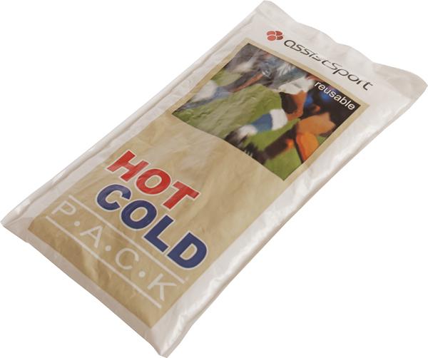 Varme/kulde pakning AssistSport 14,5x26cm