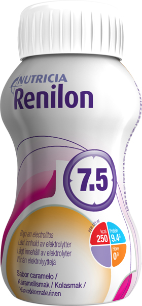 Drikk Renilon 7,5 karamell 125ml 4pk