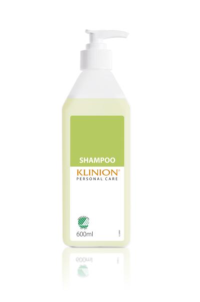 Shampo Klinion m/pumpe 600ml