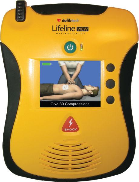 Hjertestarter Lifeline VIEW ML