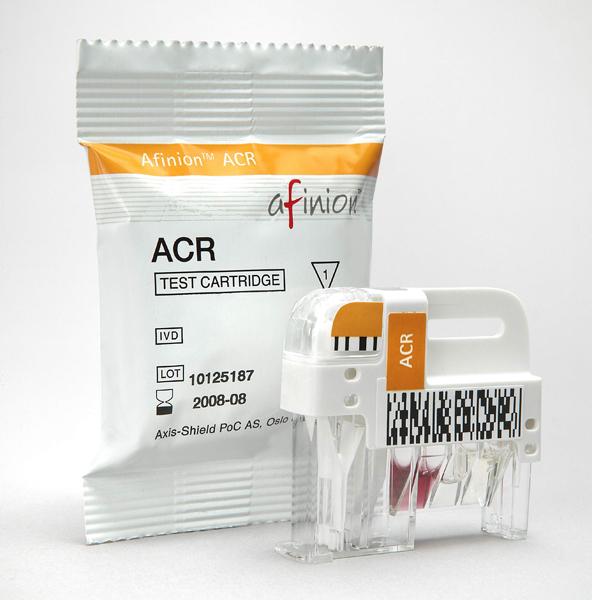 Afinion ACR test
