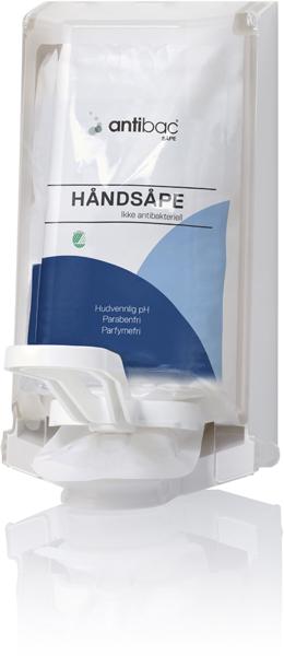 Dispenser Antibac Softbag lang hendel 700ml