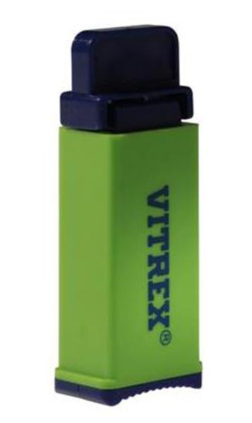 Lansett Vitrex Sterilance Press II 18Gx1,8mm grønn