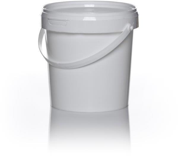 Preparatspann 1,2ltr hvit