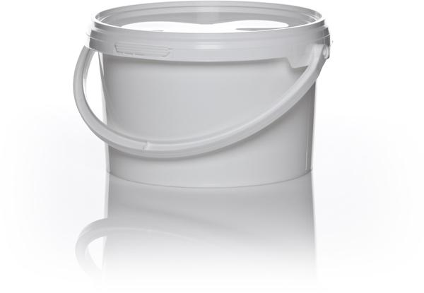 Preparatspann 2,5ltr hvit
