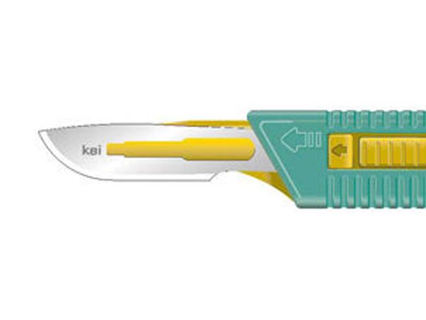 Skalpell steril Kai sikkerhetsskalpell nr. 20