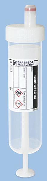 Formalinsystem S-Monovette 25ml