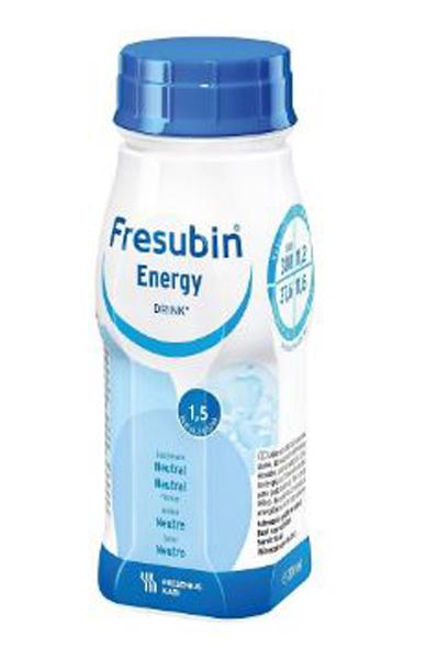 Drikk Fresubin Energy Drink nøytral 200ml 4pk