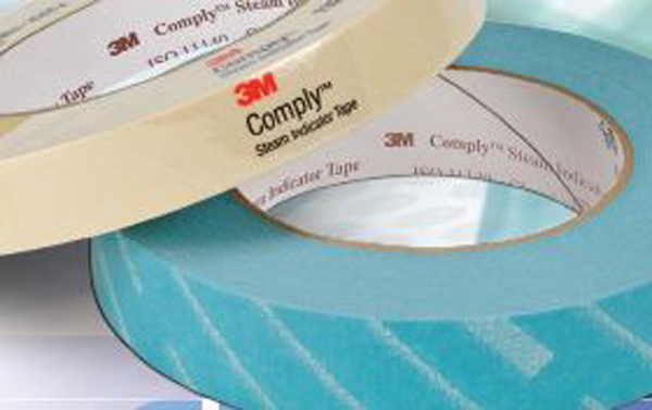 Sterilisering Comply Indicatortape 24mmx55m