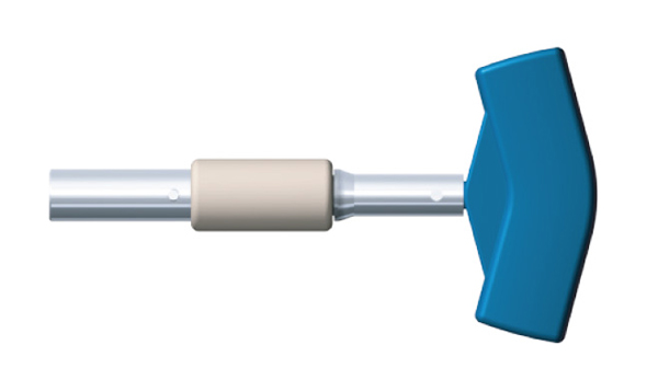 Ekstern fikasjon pipenøkkelinnsats 7mm