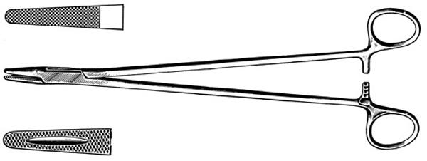 Nåleholder Masson 27cm