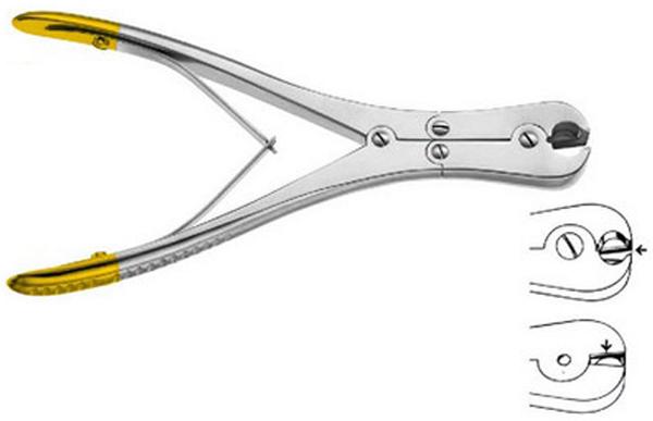 Benavbiter og trådavbiter 18cm