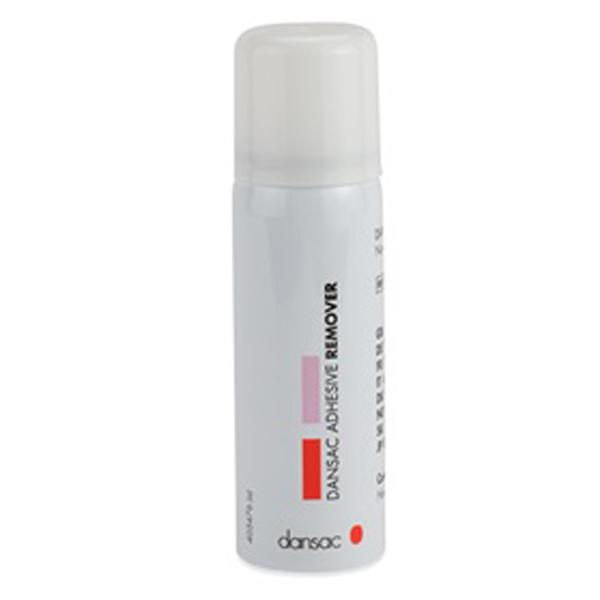 Klebefjerner Dansac spray no sting 50ml