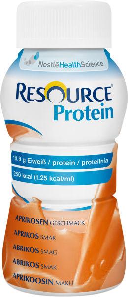Drikk Resource protein aprikos 200ml