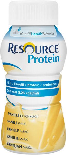Drikk Resource protein vanilje 200ml