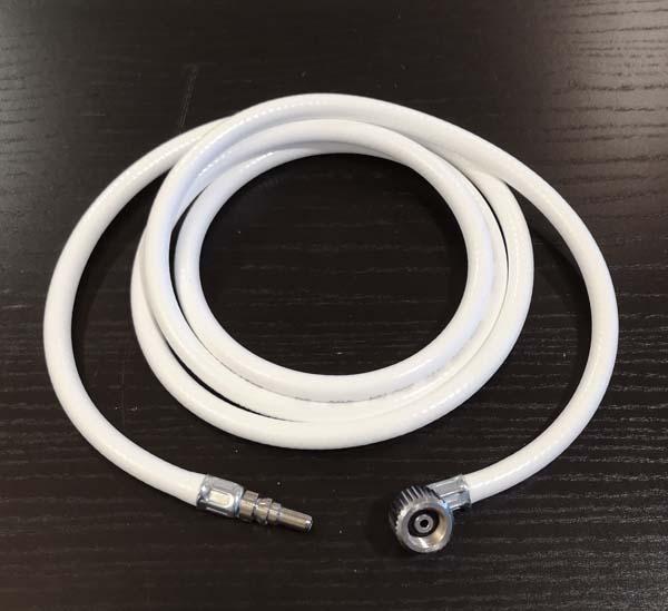 Slange O2 m/vinkel til LTV1000/LTV1200