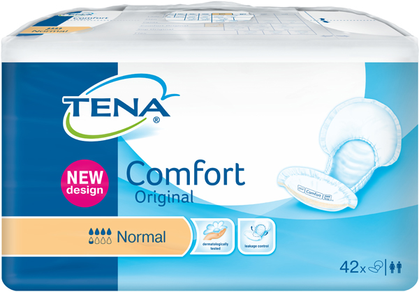Bleie Tena Comfort Original Normal institusj 42pk