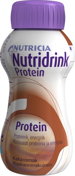 Drikk Nutridrink Protein kakao 200ml