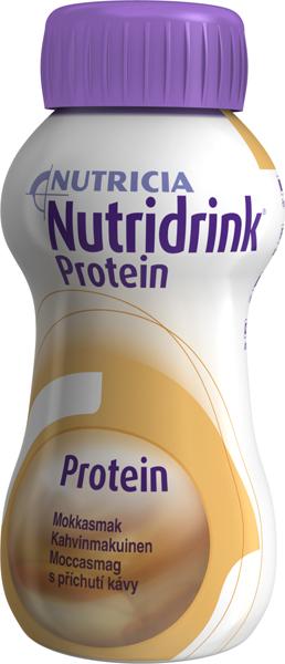 Drikk Nutridrink Protein mokka 200ml 4pk