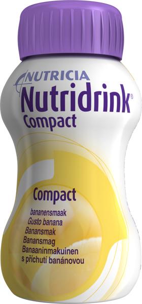 Drikk Nutridrink Compact banan 125ml