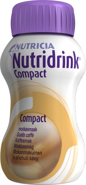 Drikk Nutridrink Compact kaffe 125ml