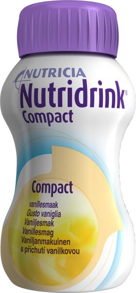Drikk Nutridrink Compact vanilje 125ml