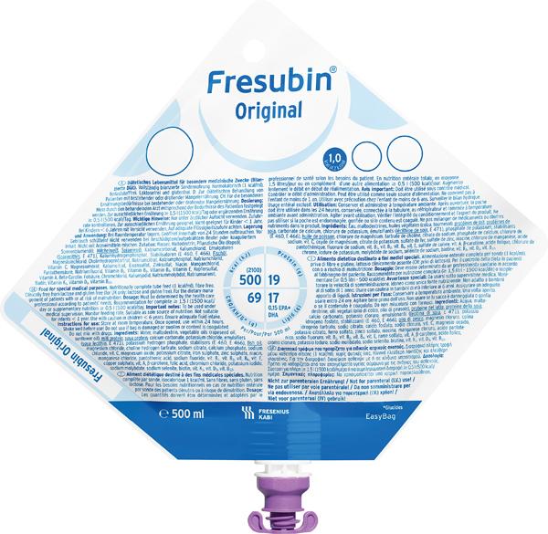 Sondemat Fresubin original 500ml