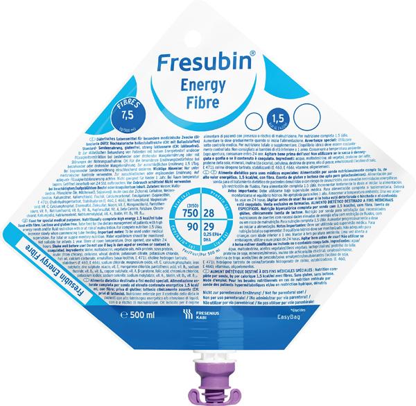 Sondemat Fresubin energy fibre 500ml