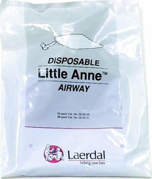 Lærdal Little Anne luftvei komplett m/lunge