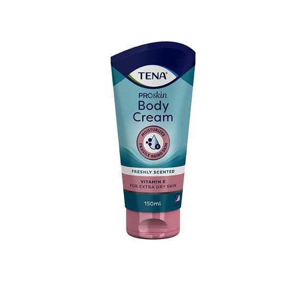 Hudkrem Tena Skin Cream m/parfyme 150ml