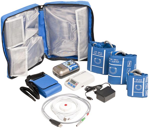Blodtrykk Spirare ABPN 24h monitor kit
