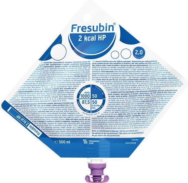 Sondemat Fresubin HP 2 kcal 500ml