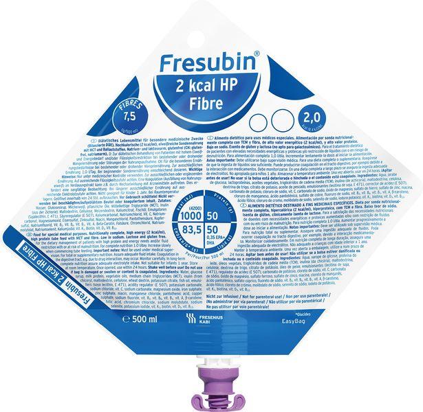Sondemat Fresubin HP fibre 2 kcal 500ml